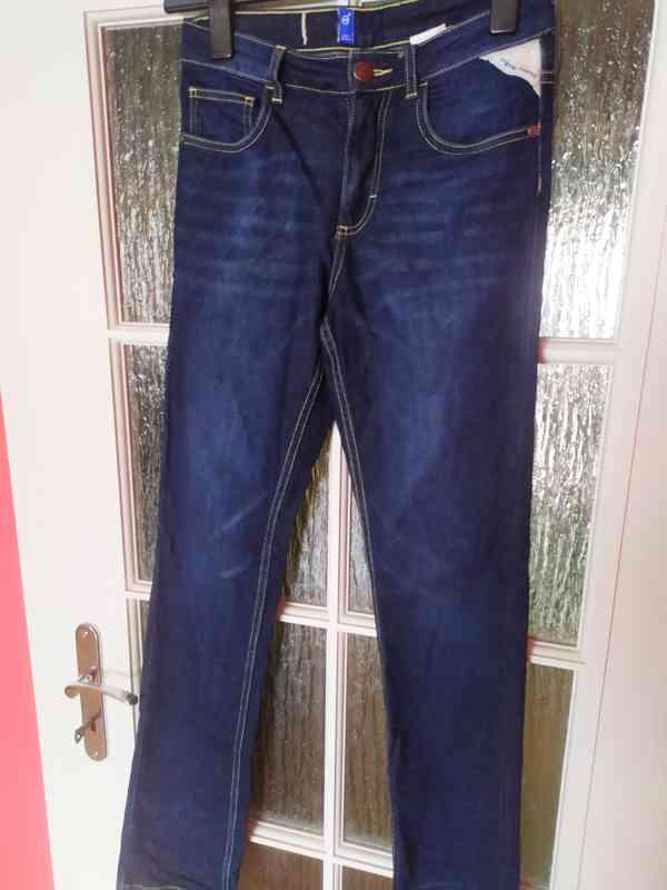Pánské džíny vel. 28
