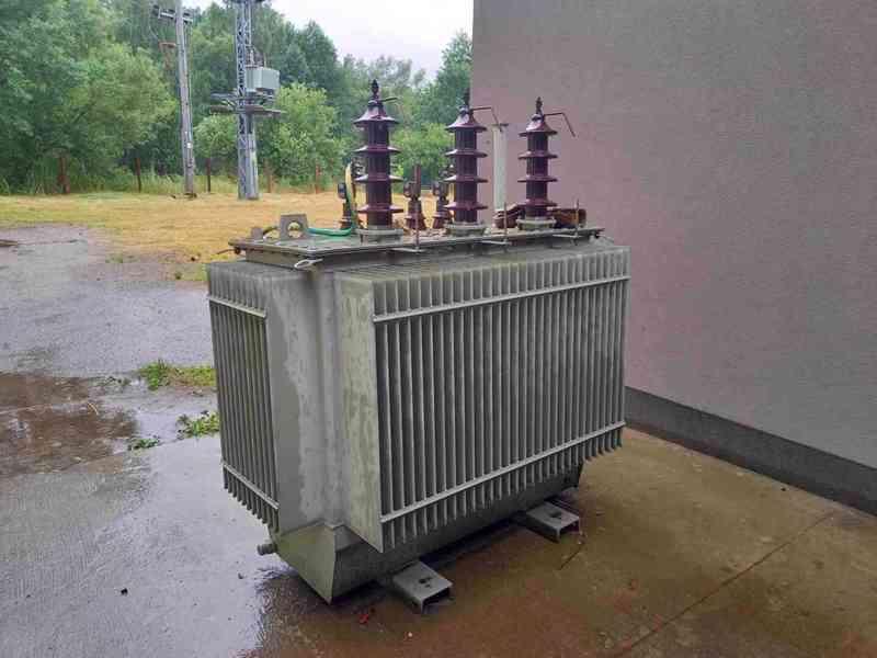 Transformátor SGB DOT 630 H/30 - foto 2