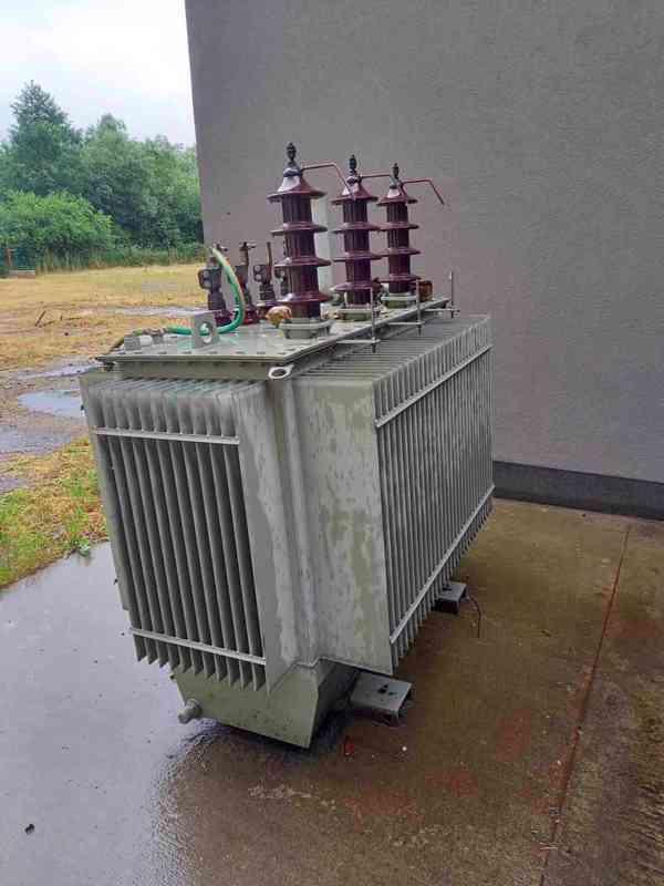 Transformátor SGB DOT 630 H/30 - foto 3