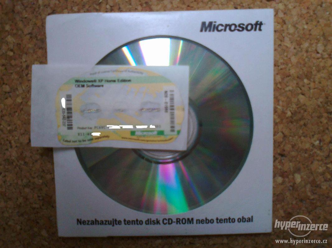 Windows XP systém do starších PC... instalace.... - foto 1