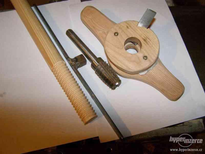 závitořezy do dřeva - foto 2