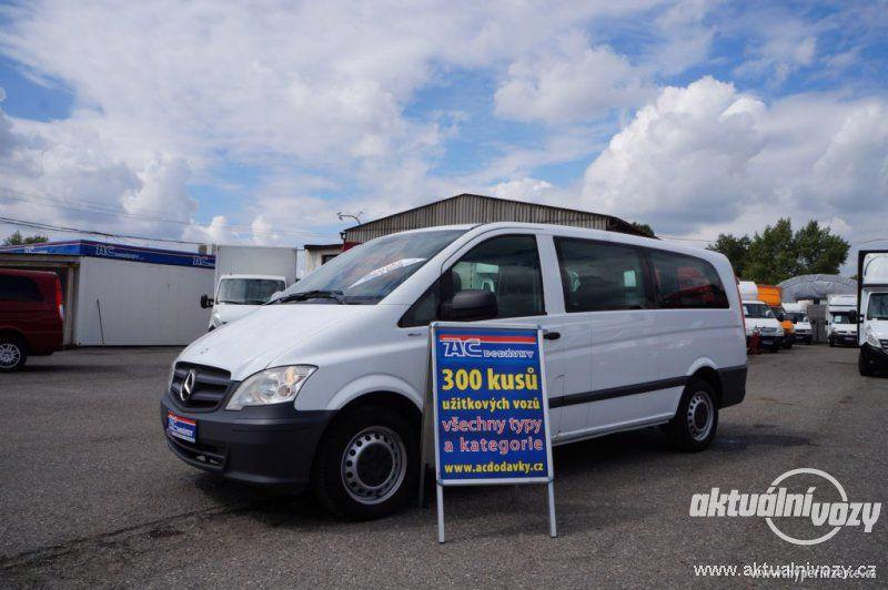 Prodej užitkového vozu Mercedes-Benz Vito