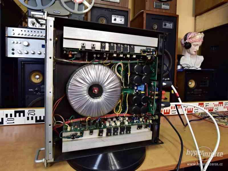 DAP Audio Palladium P-1600 profesionální stereo zesilovač