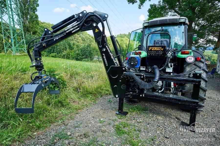 Podkop FEMAC 6.28 pro traktory 75-110 HP - foto 1