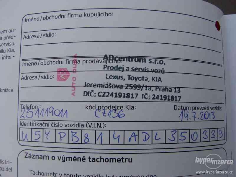 Kia Sportage 1.6i COMFORT 1.MAJ.serv.kniž.r.v.2013 DPH - foto 14
