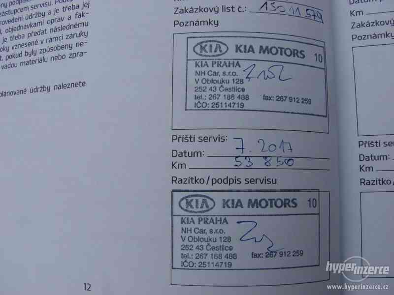 Kia Sportage 1.6i COMFORT 1.MAJ.serv.kniž.r.v.2013 DPH - foto 16
