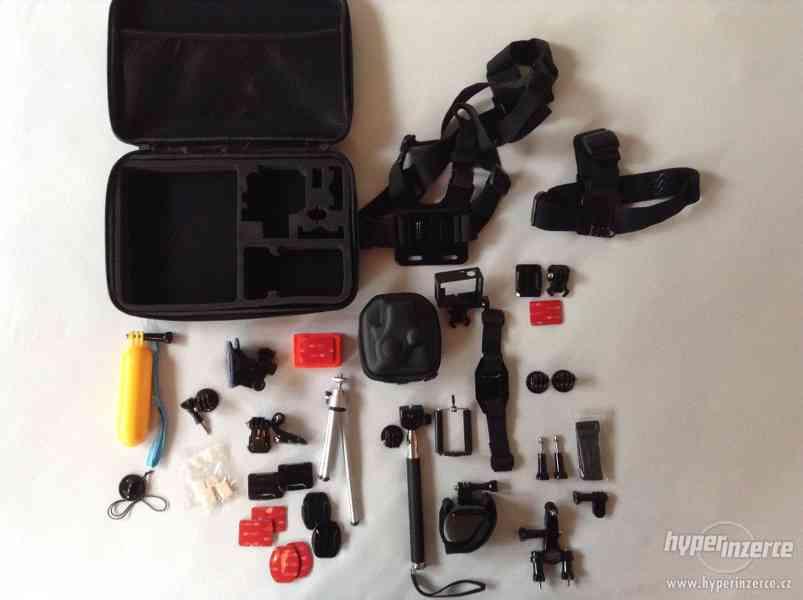 GoPro / sjcam příslušenství - Family set, Nejnižší cena.