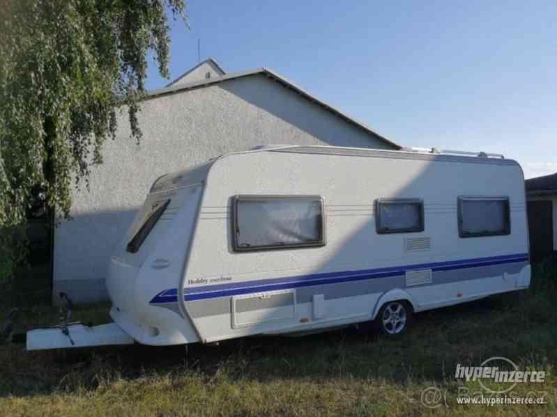 Hobby EXCELLENT - Karavan TOP STAV!!!! - foto 1