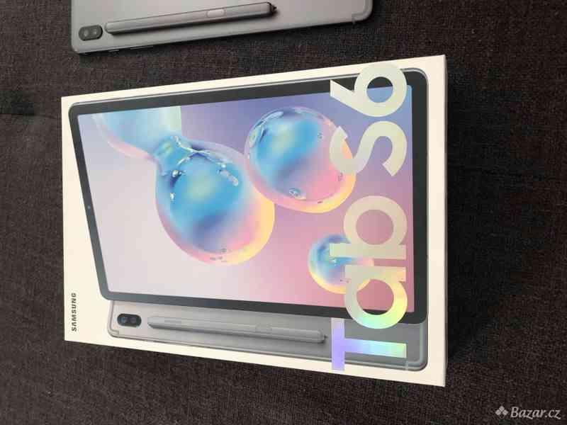 Samsung GALAXY TAB S6 128gb - foto 2