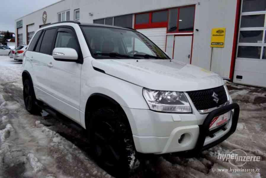 Suzuki Grand Vitara 2.4i Comfort benzín 124kw - foto 1