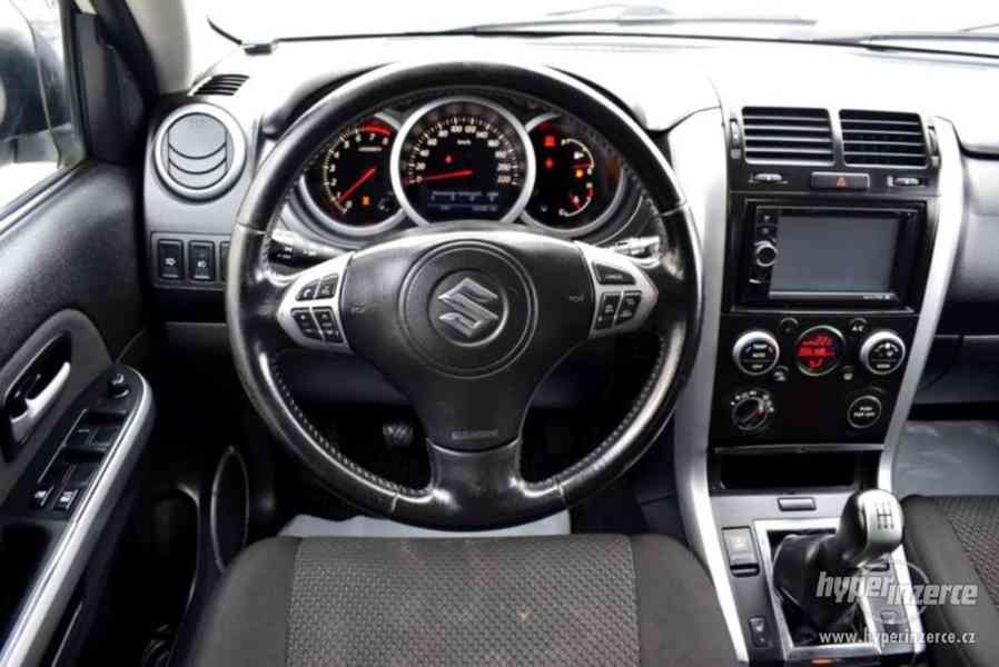 Suzuki Grand Vitara 2.4i Comfort benzín 124kw - foto 7