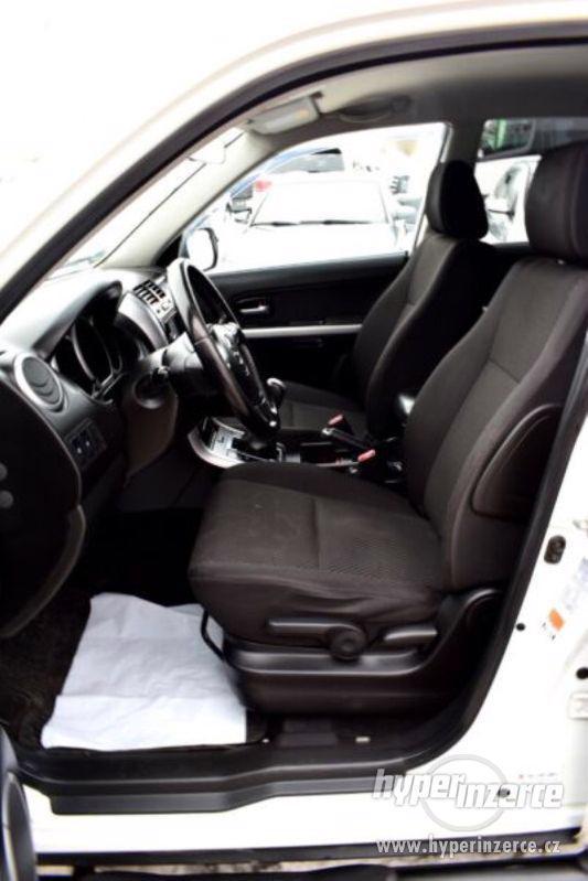 Suzuki Grand Vitara 2.4i Comfort benzín 124kw - foto 11