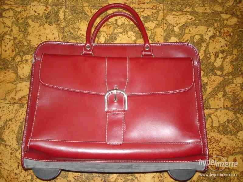 Franklin Covey laptop cestovní kufřík (notebook), fotobrašna
