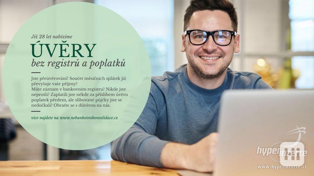 Novinka v ČR - nebankovní úvěr bez splácení!