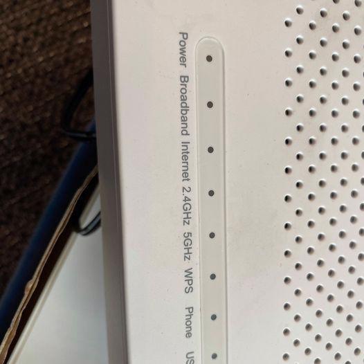 Základní modem ZTE H267A