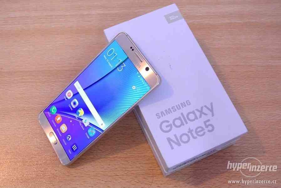 Nový Samsung Galaxy Note 5 (IV) Odemčený - foto 1