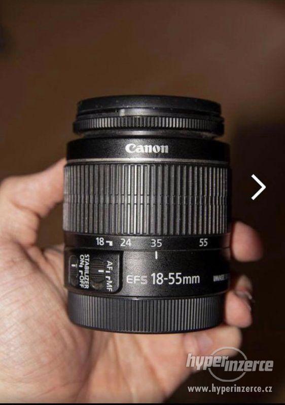 Canon ESF 18-55mm f/3,5-5-6 - foto 1