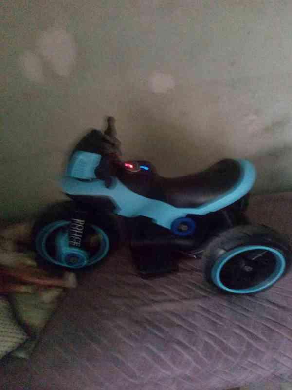 Dětská motorka