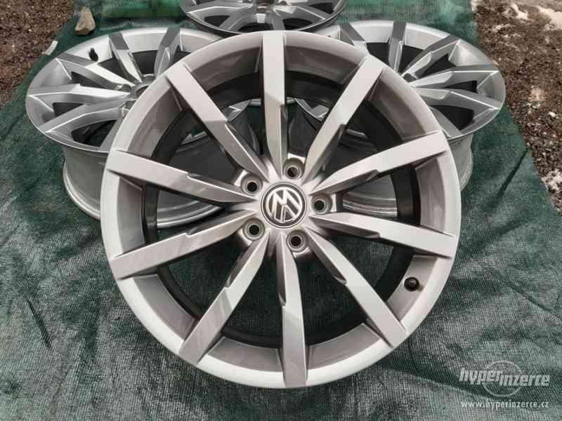 Alu disky Volkswagen Monterey Passat B8 Rline R18