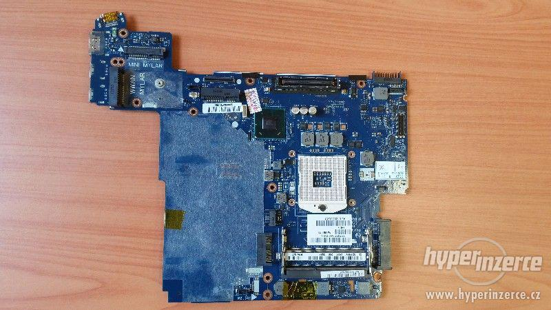 Dell Latitude E6420 základní deska