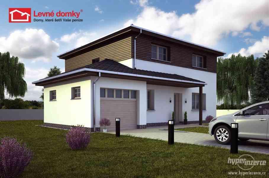 RD na klíč – výstavba levných, kvalitních domů - foto 2