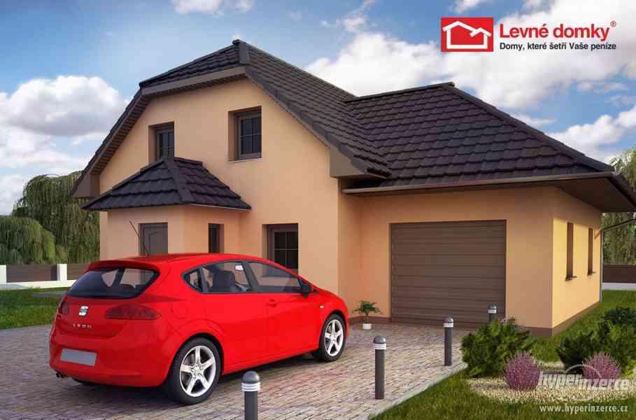 RD na klíč – výstavba levných, kvalitních domů - foto 3