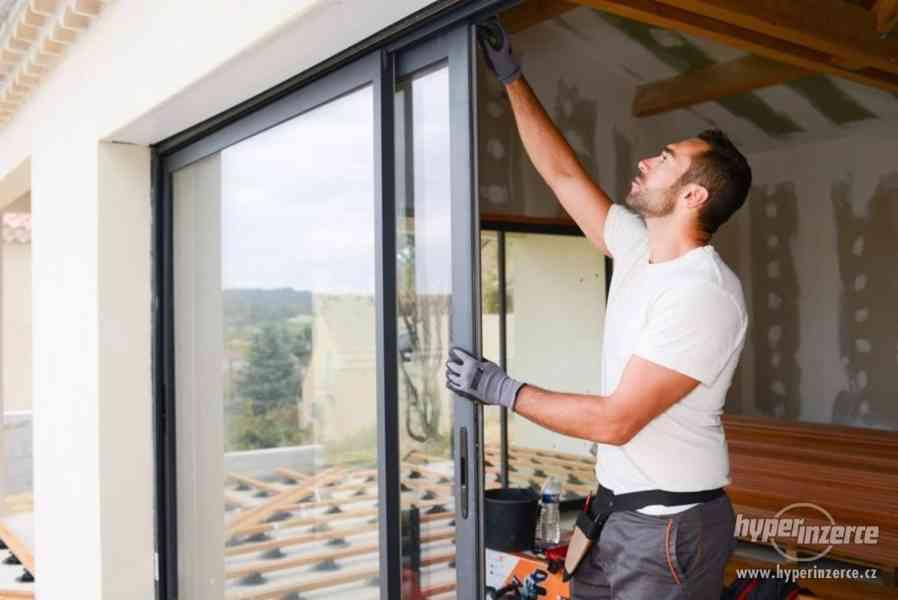 Montér oken a dveří 20-22EUR/  Nizozemí - foto 2