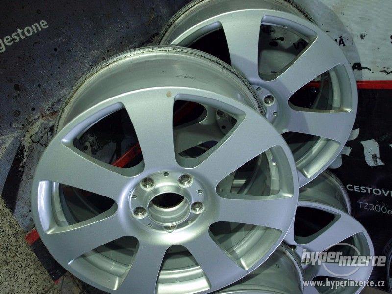 Originální ALU disky na MERCEDES GLK - foto 4
