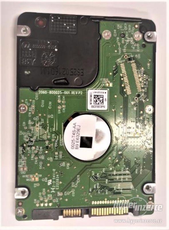 HDD do NB WD Blue WD3200LPCX-00VHAT0 320GB SATA III - foto 2