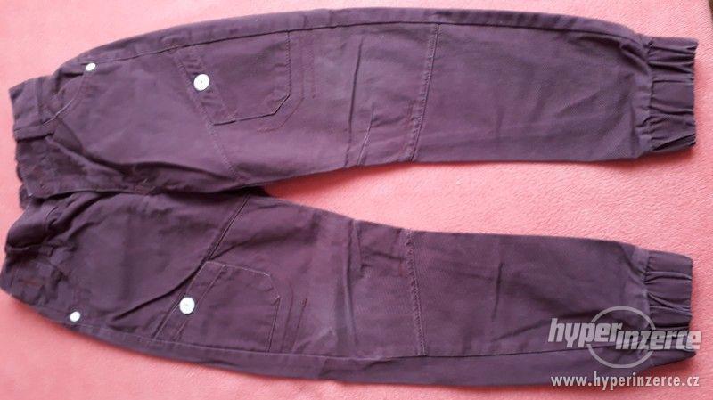 Kalhoty George vel.7 - 8let