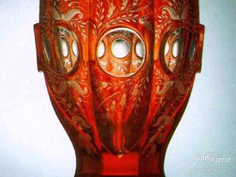 Koupím staré sklo a porcelán