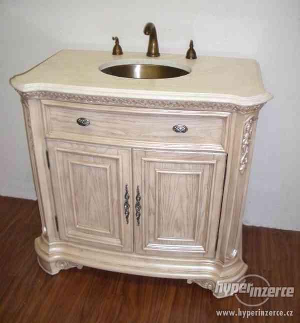 Retro koupelnová komoda-1