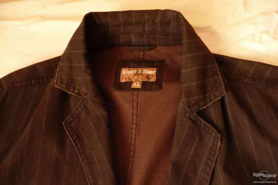 rockerské sako XL