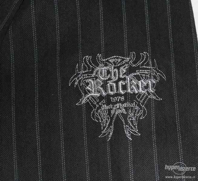 rockerské sako XL - foto 3