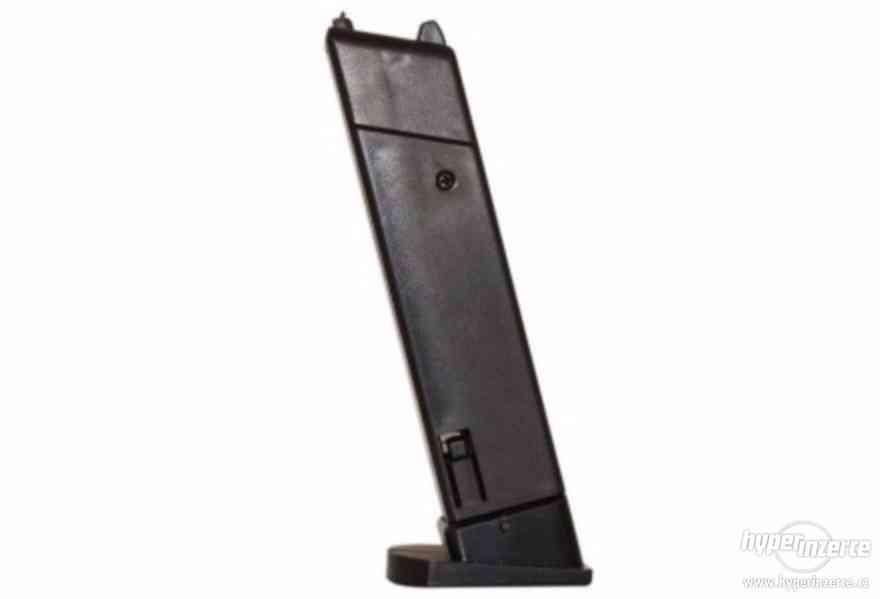 Zásobník Airsoft Beretta M9 World Defender ASG