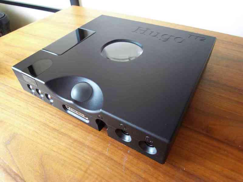 Chord Hugo TT 2 DAC Headphone Amplifier