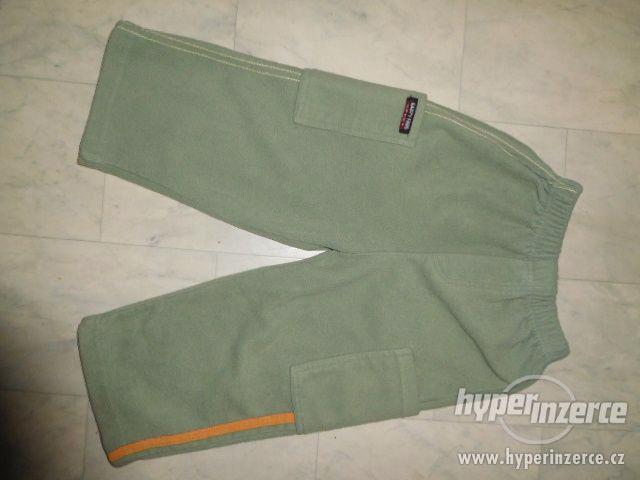 dětské teplákové kalhoty