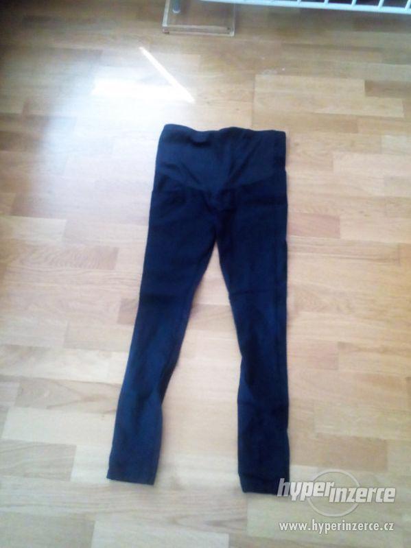 Těhotenské kalhoty - foto 2