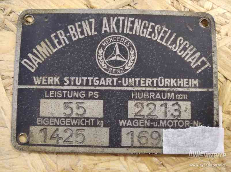Mercedes 230 W143 - foto 3