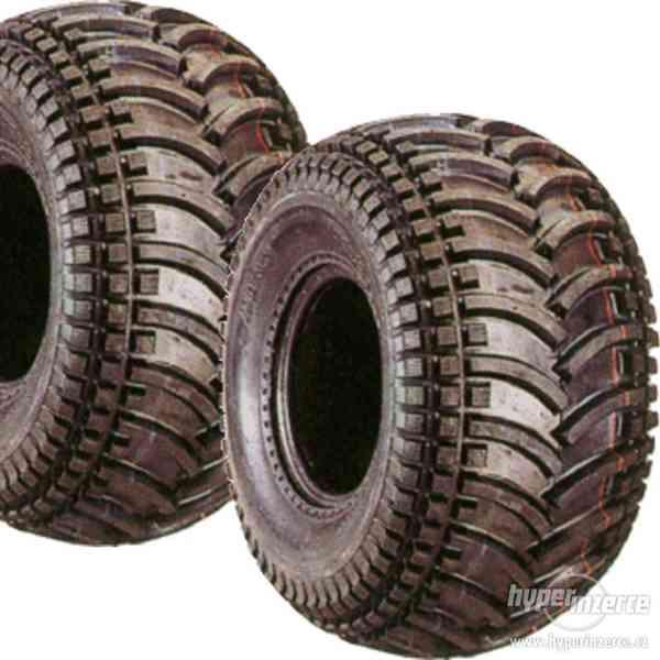 Koupím nejetou pneu 22x11-9/8