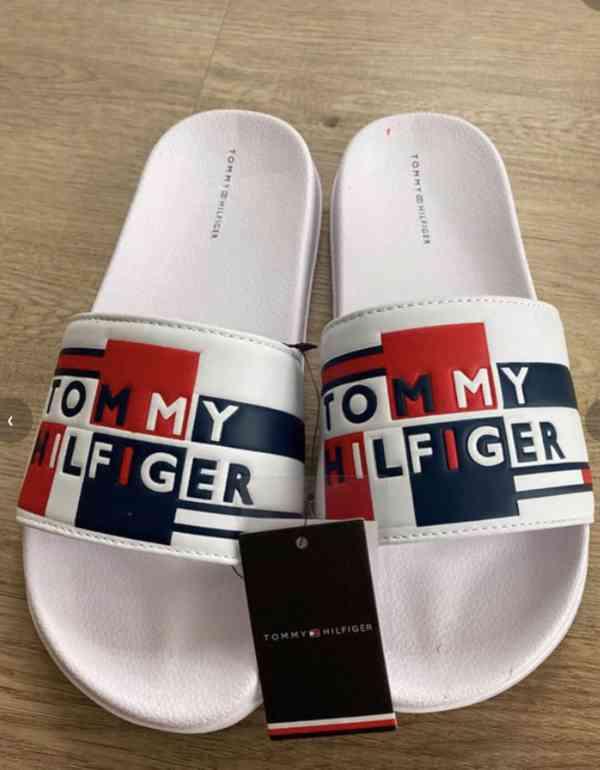 Pantofle Tommy Hilfiger vel.-40 - foto 2