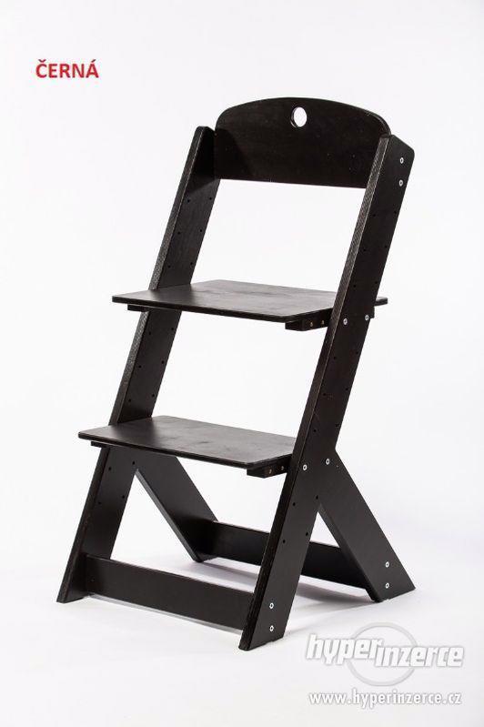 Rostoucí židle OMEGA III - různá barevná kombinace - foto 9
