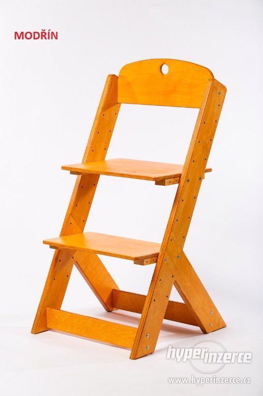 Rostoucí židle OMEGA III - různá barevná kombinace - foto 14