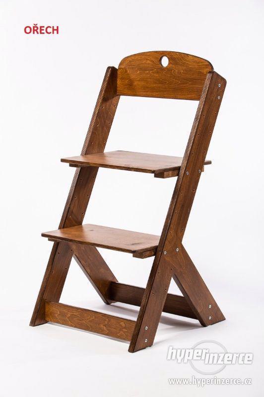 Rostoucí židle OMEGA III - různá barevná kombinace - foto 16