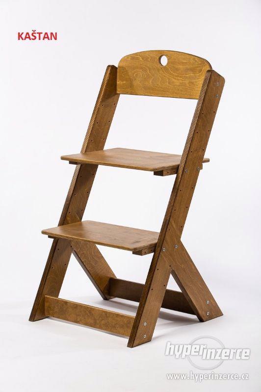 Rostoucí židle OMEGA III - různá barevná kombinace - foto 18