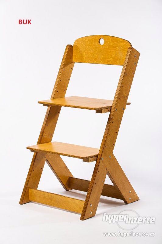 Rostoucí židle OMEGA III - různá barevná kombinace - foto 19