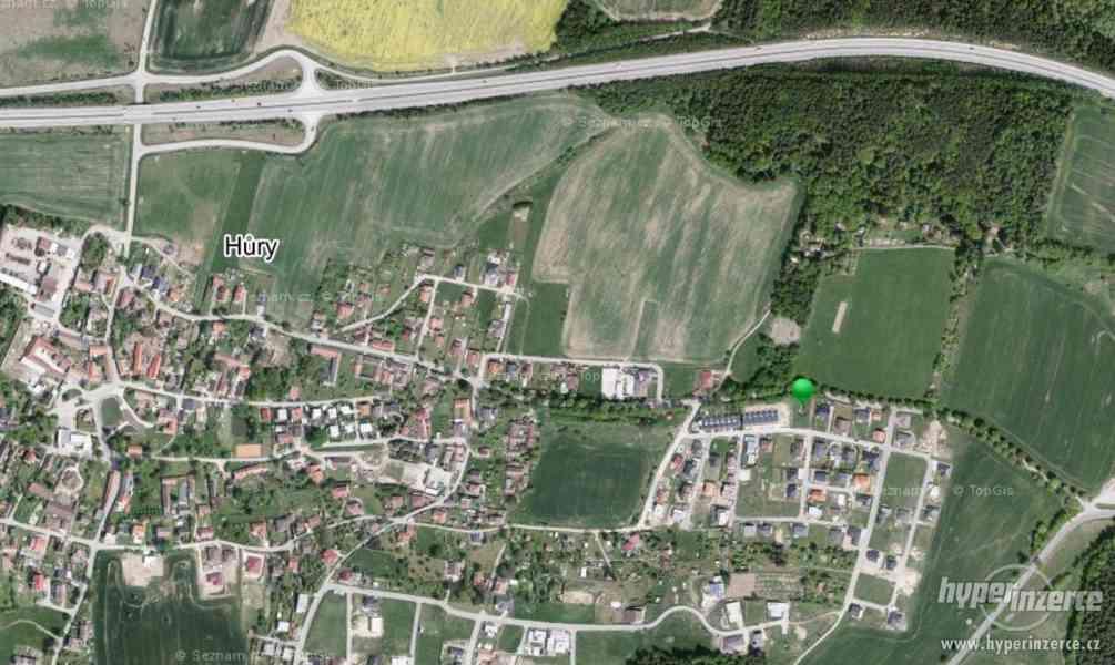 Pozemek Adamov u Českých Budějovic