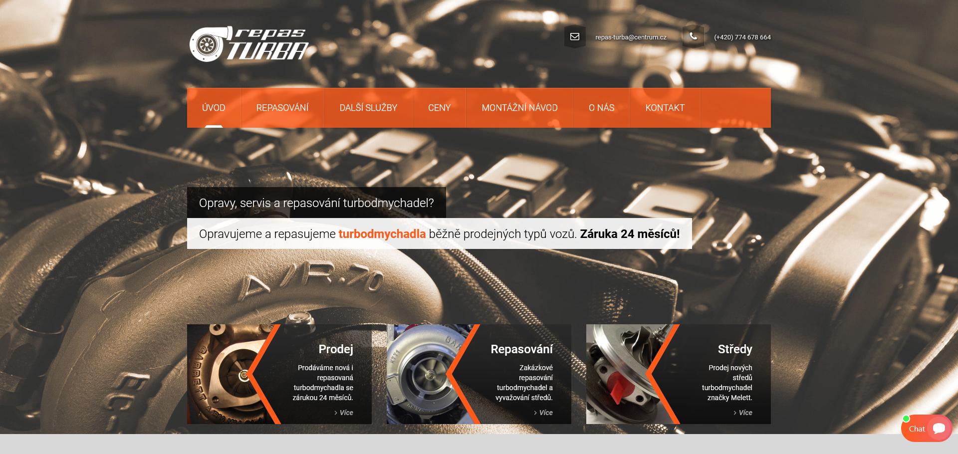 Tvorba webových stránek, e-shopů a systémů na míru - foto 1