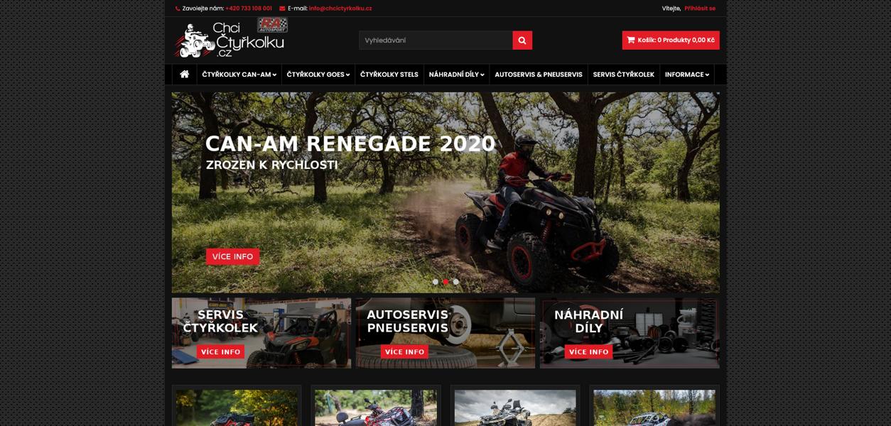 Tvorba webových stránek, e-shopů a systémů na míru - foto 4