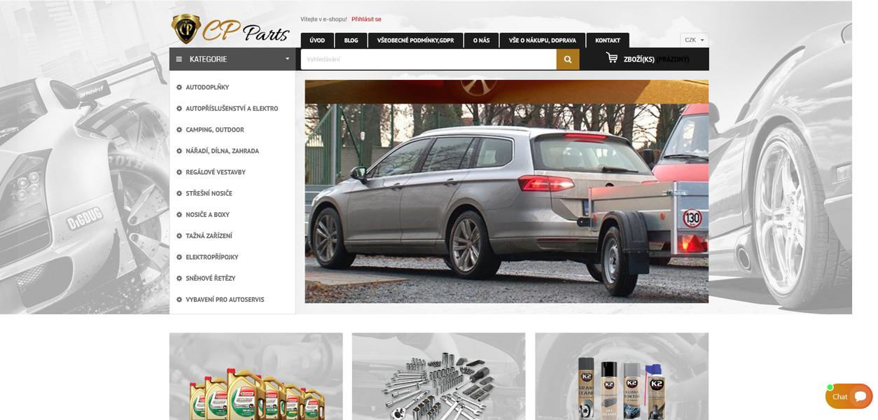 Tvorba webových stránek, e-shopů a systémů na míru - foto 6